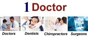 1 Doctor